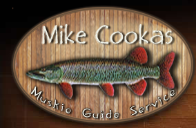Mike Cookas Muskie Guide Logo